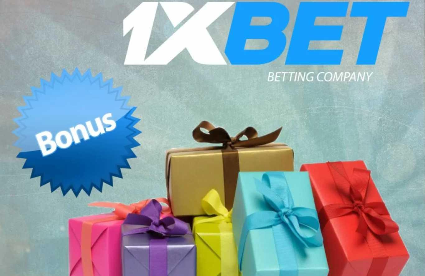 1xBet first deposit bonus in Ghana